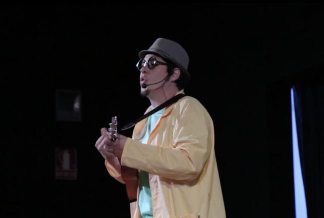 Yei, profesor Escuela de Héroes